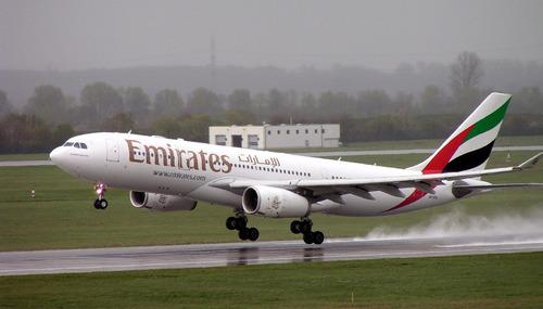 aeronaves da emirates e gol linhas aéreas para fsx/p3d