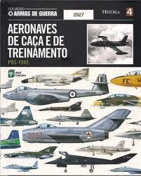 aeronaves de caça e de treinamento pós 1945