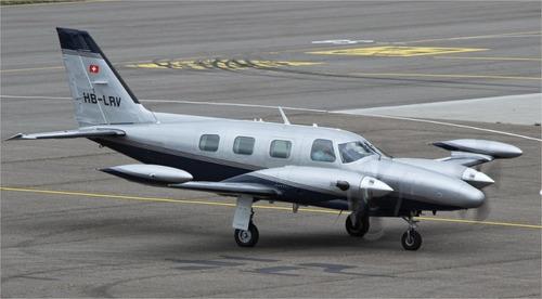 aeronaves piper pa-31t cheyenne  2 e 3 para fsx e p3d