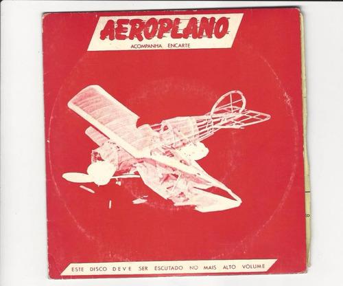 aeroplano - 1983 - preciso de amigos - compacto - ep 49