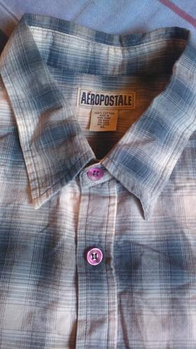 aeropostale xl camisa hombre moda