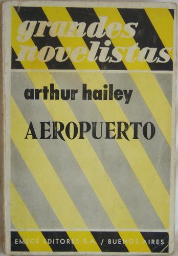 aeropuerto / arthur hailey