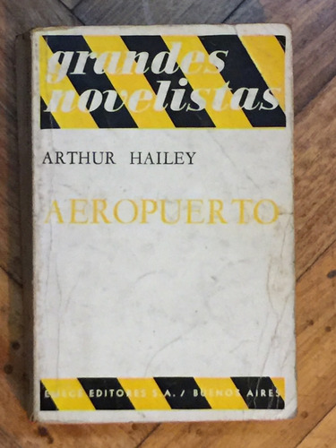 aeropuerto - arthur hailey