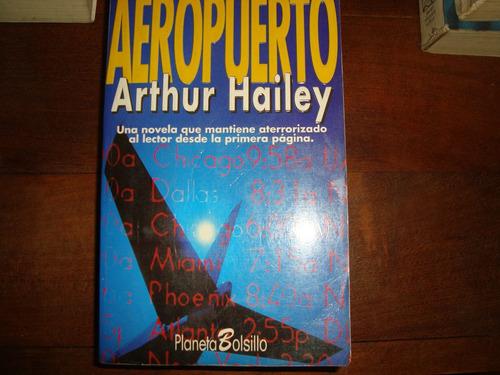 aeropuerto de arthur hailey