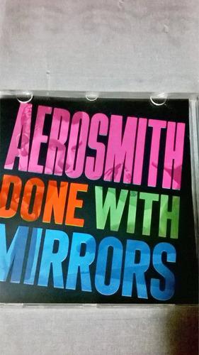 aerosmith cd done with mirrors
