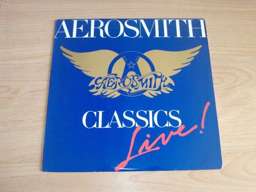 aerosmith - classics live i