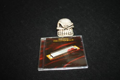 aerosmith honkin on  bobo  importado cd !!!