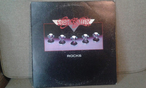 aerosmith - rocks