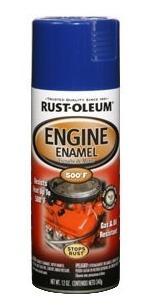 aerosol alta temperatura para motores azul