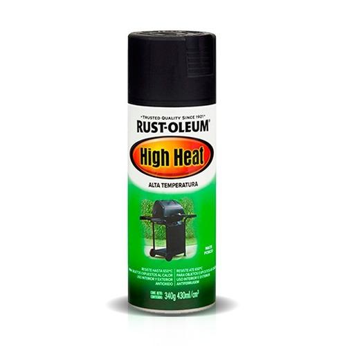 aerosol alta temperatura rust oleum