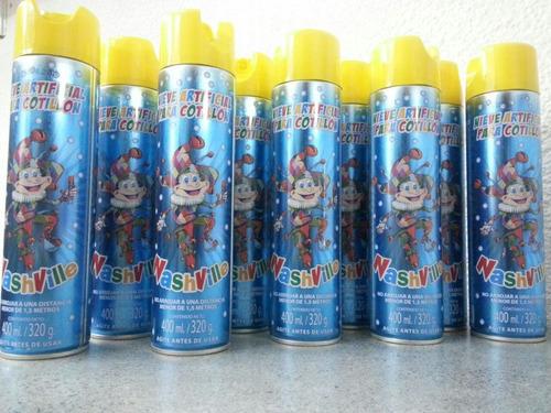 aerosol más espuma