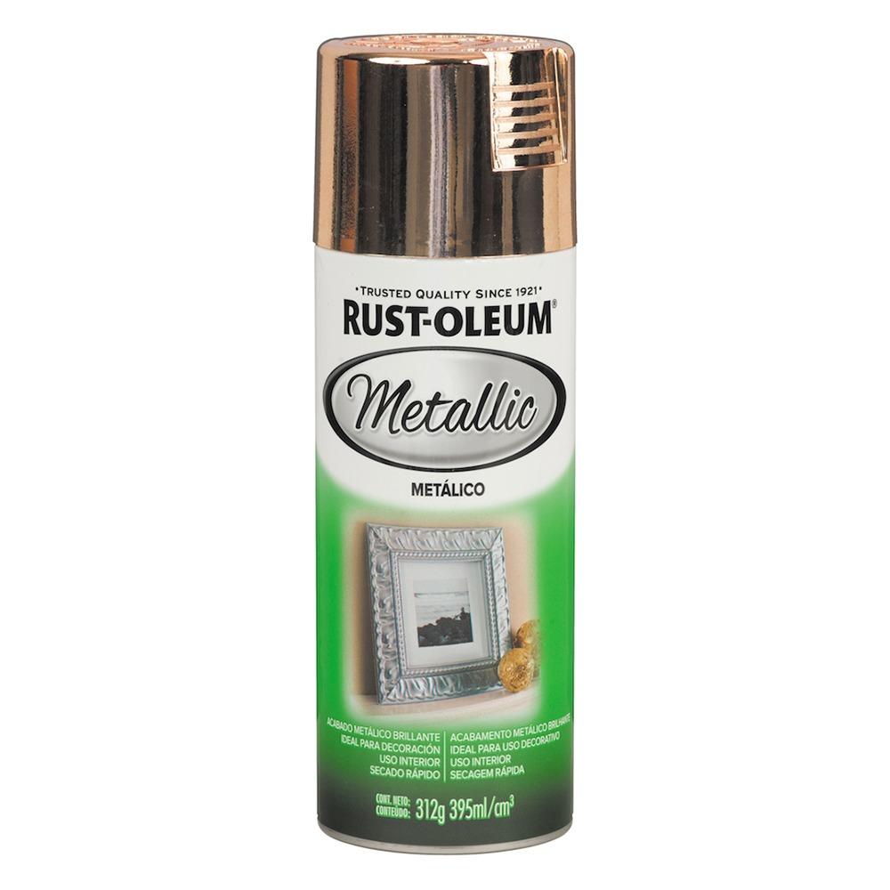 Aerosol Metalico Rust Oleum Cromo - Pisano - $ 202,00 en Mercado Libre