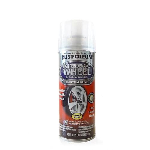 aerosol para llantas y tazas de auto rust oleum - prestigio