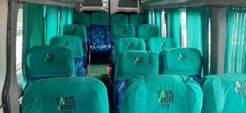 aerovans, taxis verdes modelo 2012