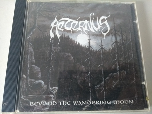 aeternus - beyond the wandering moon (death/black metal