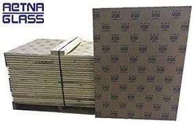 AETNA GLASS CO SSB 14x20 Stainless Steel Wind Glass 14X20 SSB 26 Piece