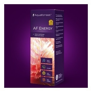 af energy aquaforest - alimento para corais 10ml