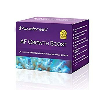 af growth boost aquaforest - suplemento p/ corais 35gr