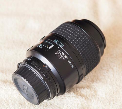 af micro nikkor 105mm 2.8d