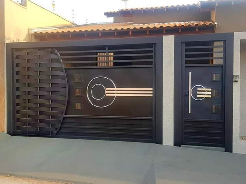 af portões