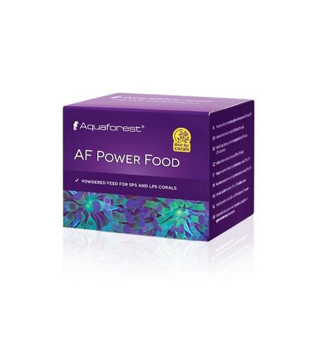af power food aquaforest 20g alimento para corais sps e lps
