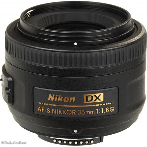 af-s dx nikkor 35mm f/1.8g - rincón fotográfico