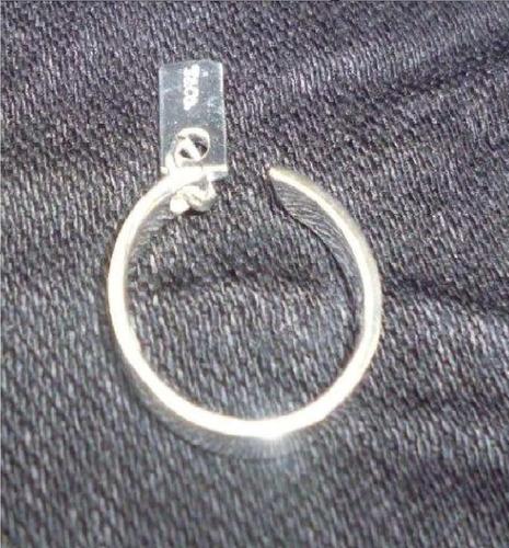 af002 hermoso anillo talla 6