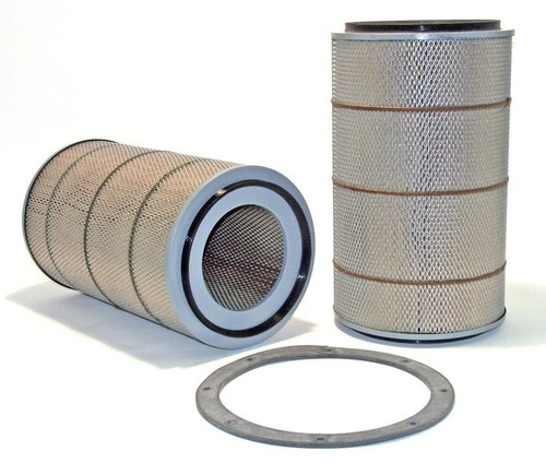 af25090 filtro aire fleetguard tipo panel  dodge ram