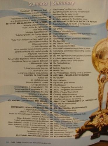 afa tres decadas realizaciones prestigio internac f. tzedaká