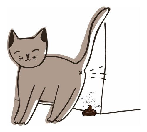 afasta gato 900g proteção p/ sua casa, fim dos gatos, espata