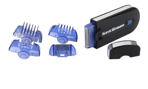 afeitador 2 en 1 micro touch sonic groom