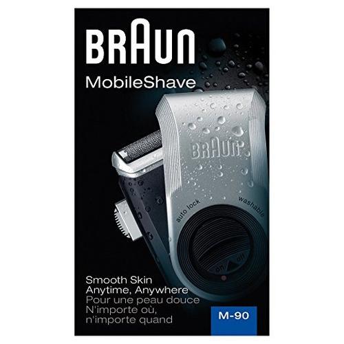 afeitadora braun móvil m90 1 unidad
