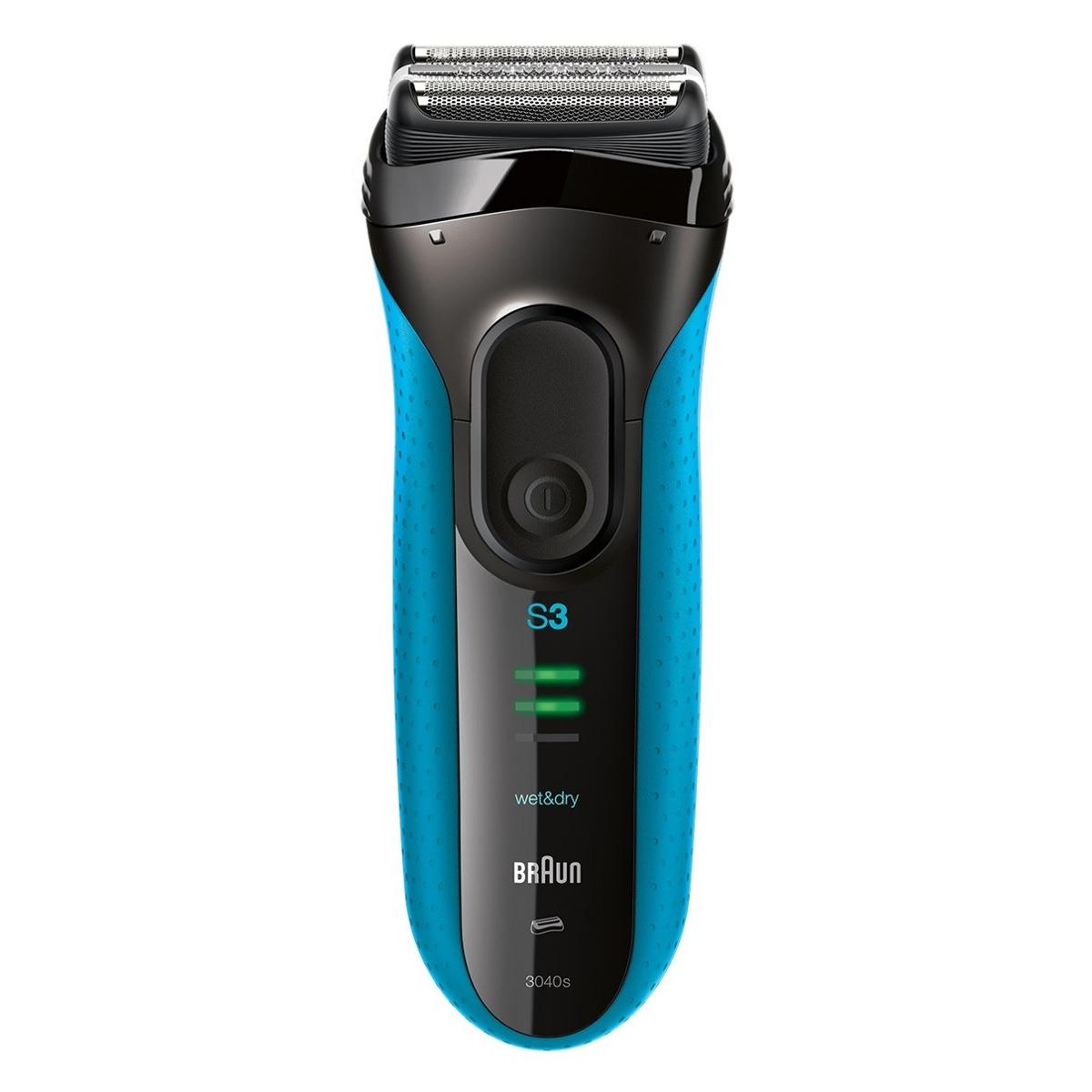 afeitadora braun serie 3 3040s recargable wet   dry alemana. Cargando zoom. 116d58542cdd