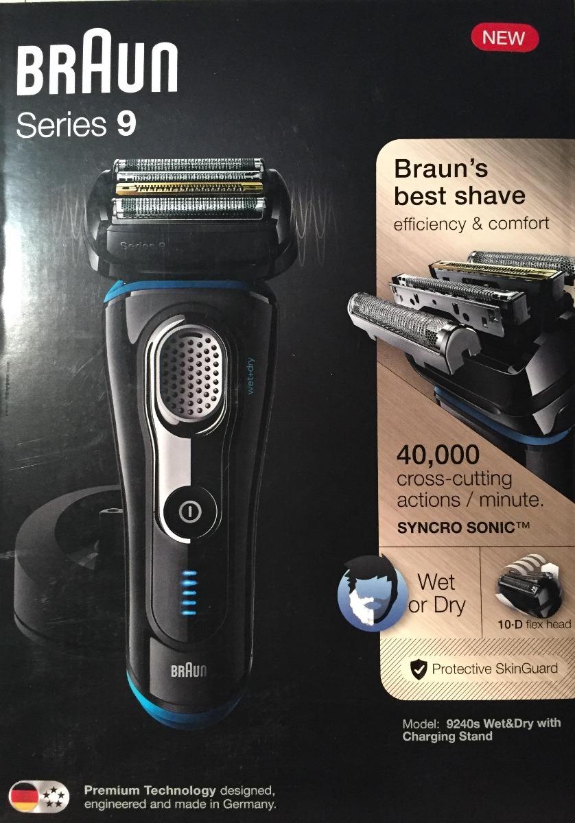 afeitadora braun series 9 9240s la mejor del mundo! Cargando zoom. 7867cce7a4f3