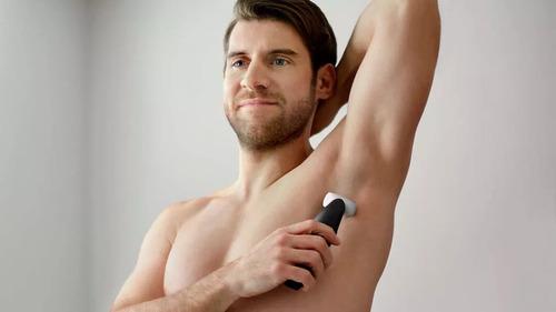 afeitadora corporal para hombre philips 3005 recargable 2en1