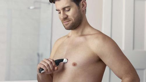 afeitadora corporal philips bodygroom bg3005/15