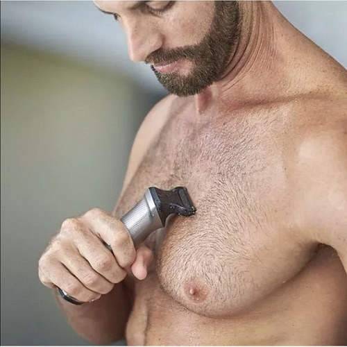 afeitadora cortabarba philips mg7715 multigroom 11 en 1