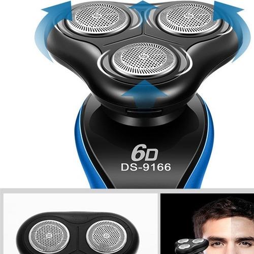 afeitadora eléctrica dashuo 6d