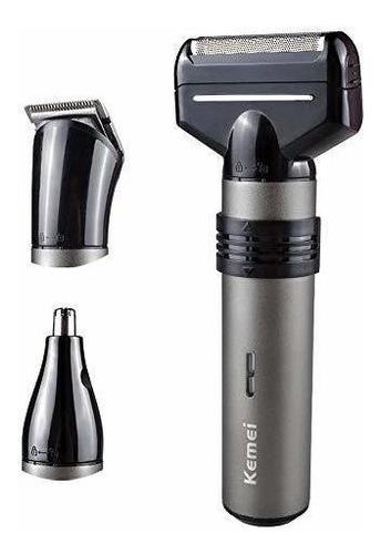 afeitadora electrica para hombre kenahl multifuncion electri