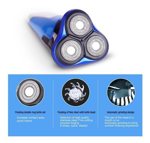 afeitadora electrica para hombres 4 en 1 recargable