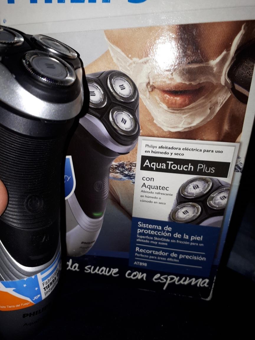afeitadora electrica philips aquatouch plus at898. Cargando zoom. da201bad3f2f