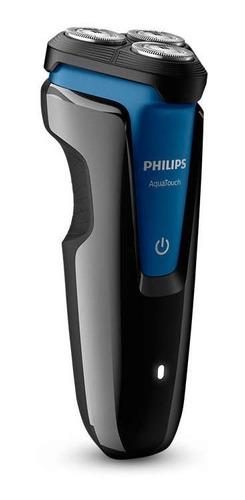 afeitadora electrica philips aquatouch s1030 sec-humedo ret