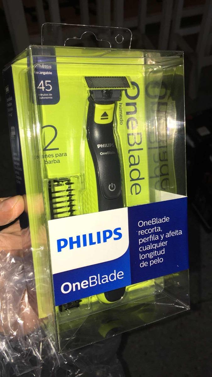 afeitadora electrica philips one blade qp2521 10 recargable. Cargando zoom. 011cf13e36d3