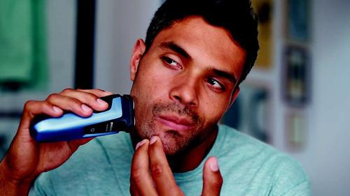 afeitadora eléctrica philips s1070/04 humedo seco recargable