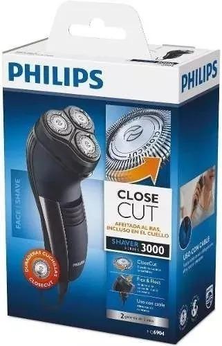 afeitadora eléctrica philips shaver series 3000 /3gmarket