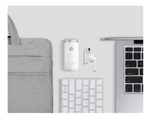 afeitadora eléctrica portable de xiaomi - batería recargable