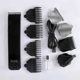 afeitadora eléctrica recargable barba nariz htc 5 en 1