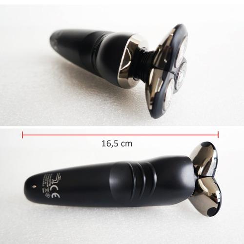 afeitadora electrica recargable lavable gm-7720 / impoluz