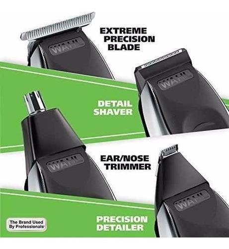 afeitadora eléctrica wahl aqua groom100% original garantizad
