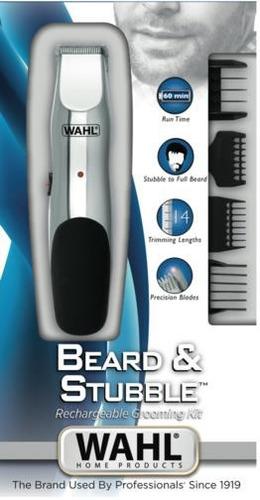 afeitadora eléctrica wahl beard & stubble 9916 100% original